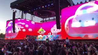 J Balvin - Machika / Con Altura with Rosalia - Live at Coachella 2019 4K HQ