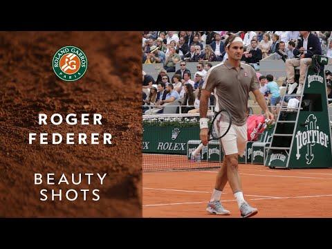 Beauty Shots #1 - Roger Federer | Roland-Garros 2019