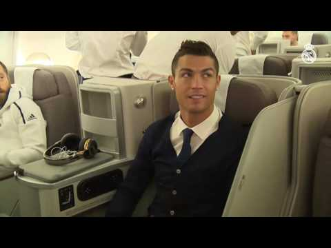 Real Madrid's journey to Warsaw