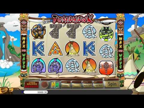 Tomahawk™ free slots machine by Saucify preview at Slotozilla.com
