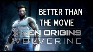 X-Men Origins Wolverine Game is AWESOME