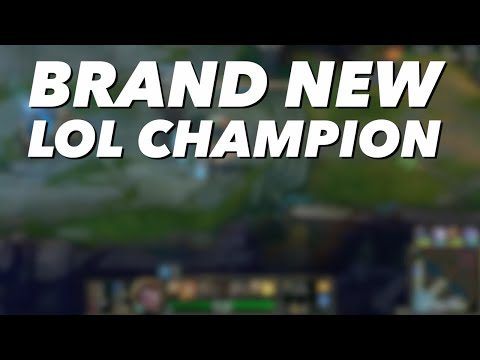 New Champion Kled - League of Legends