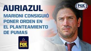 ¡Bruno Marioni en FOX Sports tras ganarle al América!