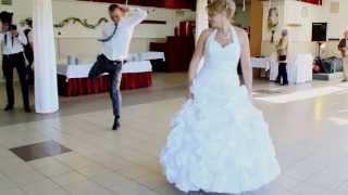 Szilvi & Hufi meglepetés tánc
