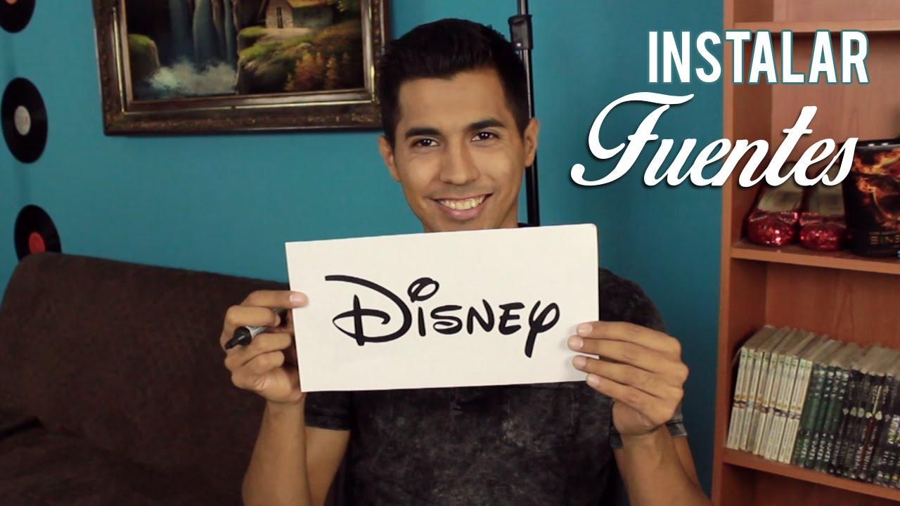 Descargar Letra De Disney