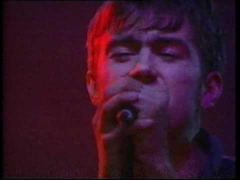 Blur - Movin' On live 1997