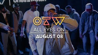 """AUGUST 08 - """"Father Issues"""" [Live + Interview]    All Eyes On"""