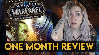 RANT: Battle for Azeroth One-Month Review | TradeChat