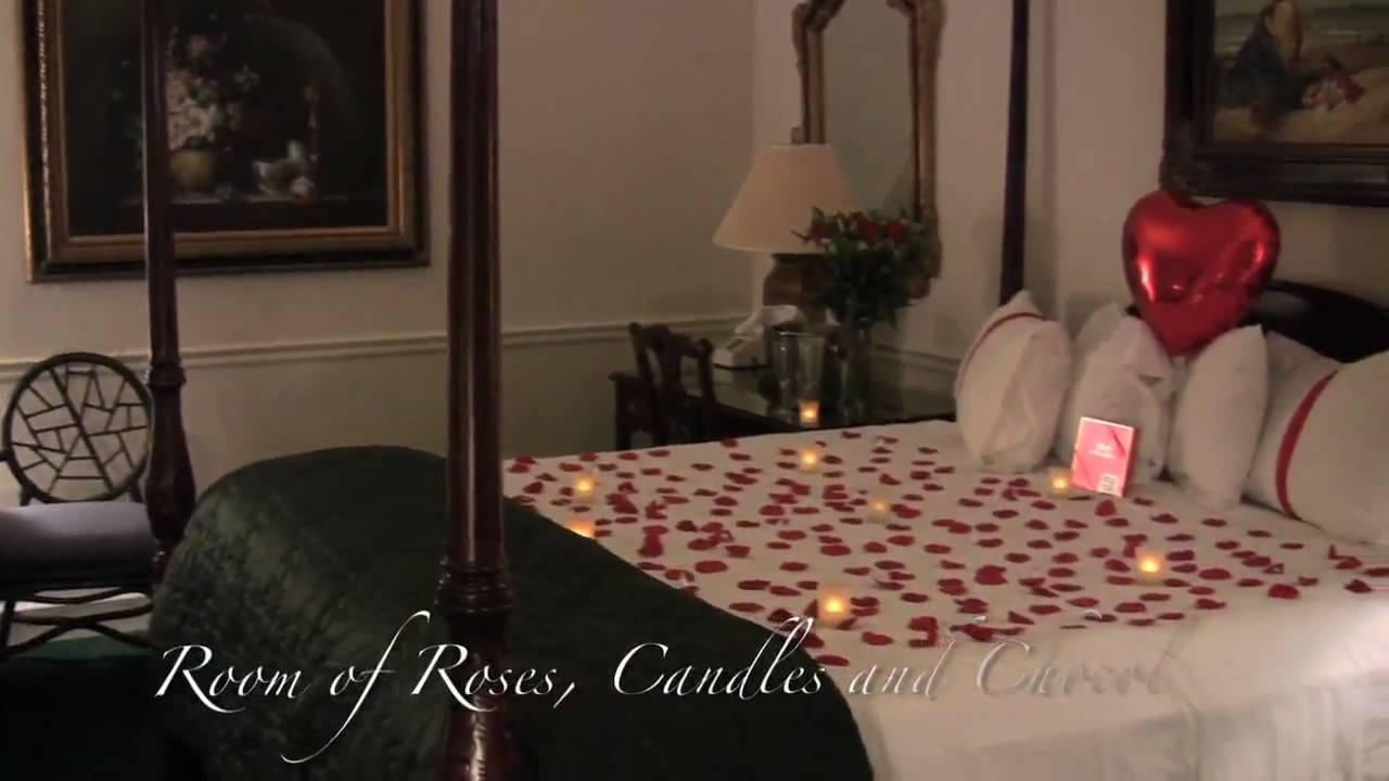 Decorate a romantic hotel room romantic room designs - Romantic decorations for hotel rooms ...