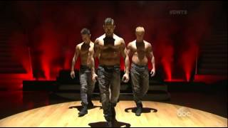 DWTS S18 Week 4 - Derek Hough (Macy's stars of dance) - Switch-Up Night - Part 4/10