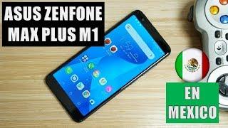 Video Asus ZenFone Max Plus (M1) 32 GB Negro 3PfM-PzOmZE