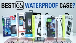Best Waterproof iPhone 6S Case? 10 Most Popular Cases Test