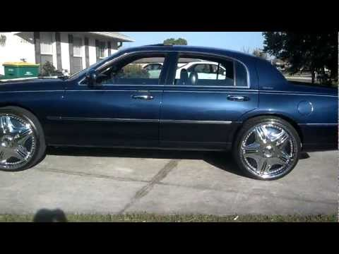 Lincoln Towncar On 26s Videomoviles Com