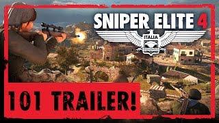 Sniper Elite 4 - 101 Játékmenet Trailer