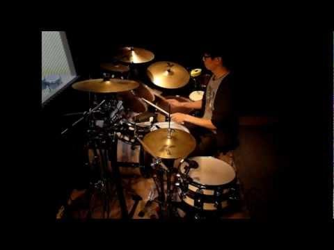 五月天 - OAOA  drum cover by A-Chih Li
