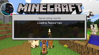 Exploring the 10 Years of Minecraft world P2