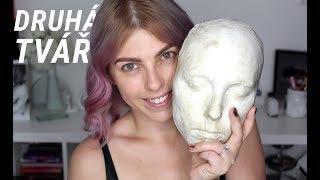 GetTheLouk - Odlitek Obličeje | Halloween Tutorial - Zdroj: