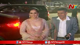 Sania Mirza sister Anam Mirza Wedding celebrations- Highli..