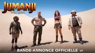 Jumanji : next level :  bande-annonce VF