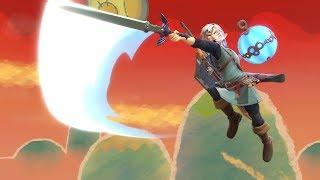 Smash Ultimate Link Highlights #9