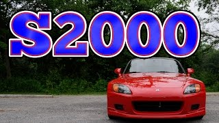Regular Car Reviews: 2000 Honda S2000