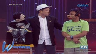 """Wowowin: Puppet sings """"Hayaan Mo Sila"""" by Ex Battalion"""