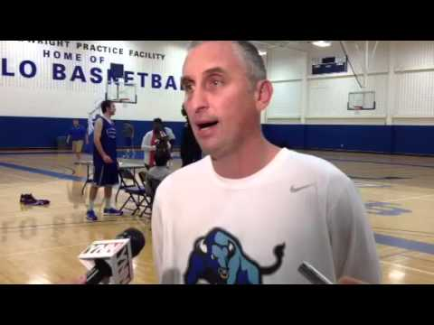 Bobby Hurley Post-Practice Interview - YouTube