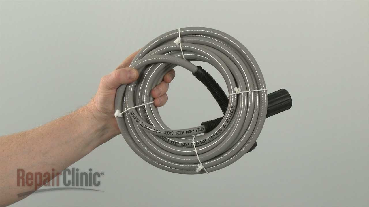 Pressure Washer High Pressure Hose Replacement Homelite