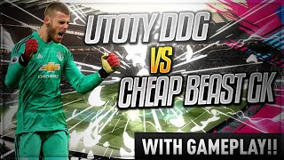*OMG*BEST CHEAP BEAST GOALKEEPER DISCOVERED IN FIFA MOBILE/*BETTER THAN UTOTY DDG**WITH GAMEPLAY*