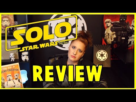 SOLO: A Star Wars Story Movie REVIEW (SPOILERS)