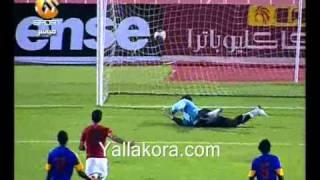 مباراة مصر والكونغو الودية Yallakora.com