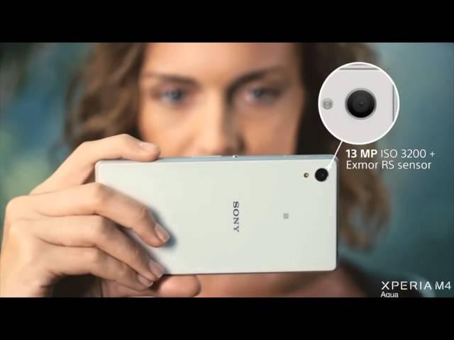 Belsimpel-productvideo voor de Sony Xperia M4 Aqua