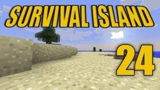 "Minecraft - ""Survival Island"" Part 24: Animal Madness"