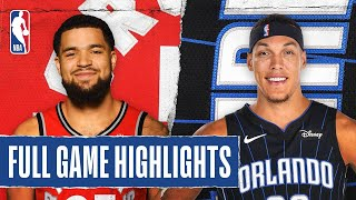 RAPTORS at MAGIC | FULL GAME HIGHLIGHTS | August 5, 2020