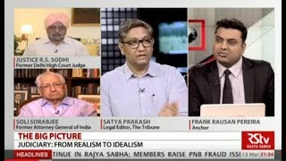 The Big Picture - Judiciary: From realism to idealism