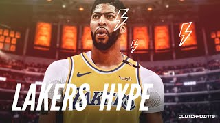 Anthony Davis mix | Lil Tecca Ransom | (Lakers Hype)