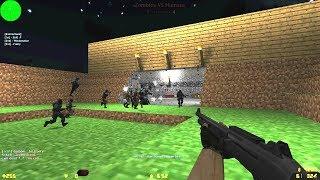 Counter-Strike: Zombie Escape Mod - ze_AXN_Minecraft_b2 on Brotherhood