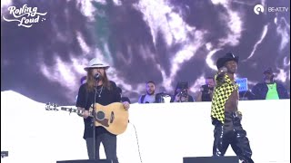 Lil Nas X - Old Town Road and Panini LIVE at Rolling Loud Miami 2019 ft. Billy Ray Cyrus (FULL SET)