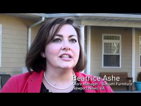 Bassett Furniture Donates to NATASHA House