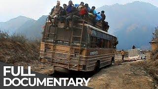 Deadliest Roads | Nepal | Free Documentary