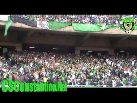 MCA-CSC : Déplacement des supporters du CS Constantine à Alger