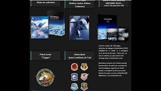Ace Combat 7: Skies Unknown/Versions Précommande-Deluxe-Collector
