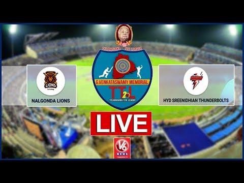 HYD Thunderbolt beats Nalgonda Lions - Full Match