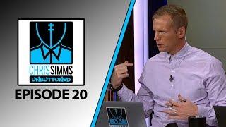 NFL Draft 2019: Full First Round Mock Draft   Chris Simms Unbuttoned (Ep. 20 FULL)