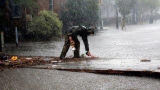 Coast Guard in South Carolina prepares for Hurricane Florence