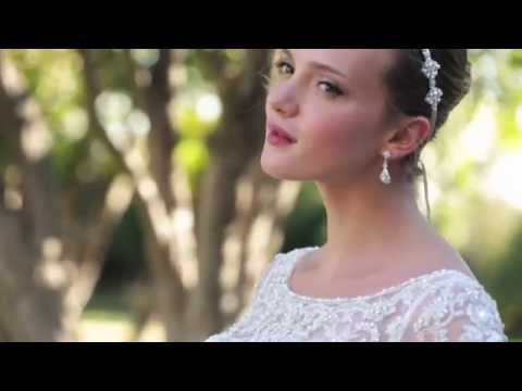 Casablanca Bridal Behind The Scenes Fall 2014 Collection