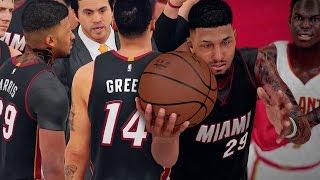 NBA 2K16 MyCAREER S2 - Shawn Wants To START NOW | Building Trust