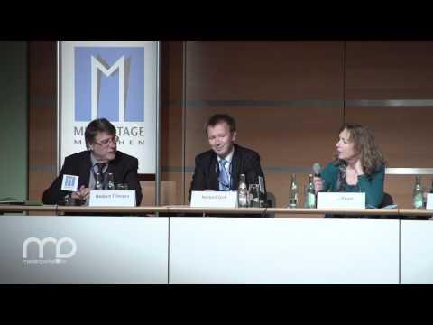 Diskussion: DAB+ für die mobile Gesellschaft - Herausforderung und Chancen