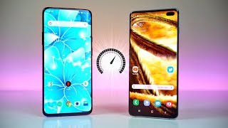 OnePlus 7 Pro vs Samsung Galaxy S10 Plus - Speed Test!