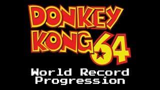 World Record Progression: Donkey Kong 64 - Episode 16